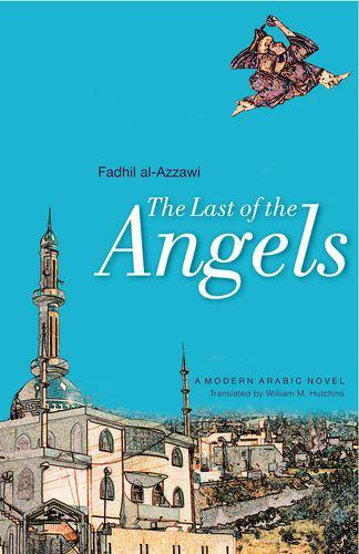 "Cover of the ""The last of the Angels"" (source: The American University in Cairo Press)"