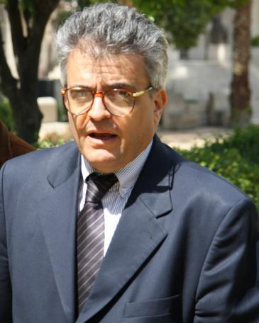 Michel al-Maqdissi (photo: Mona Sarkis)