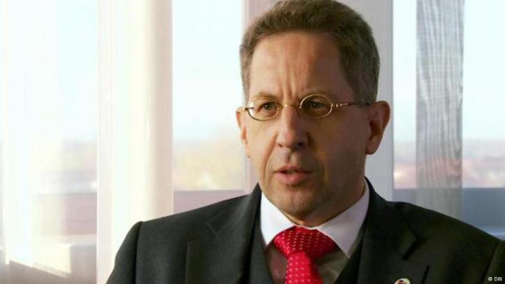 Hans-Georg Maaßen (photo: DW)