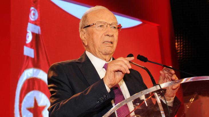 Béji Caid Essebsi (photo: dpa/picture-alliance)