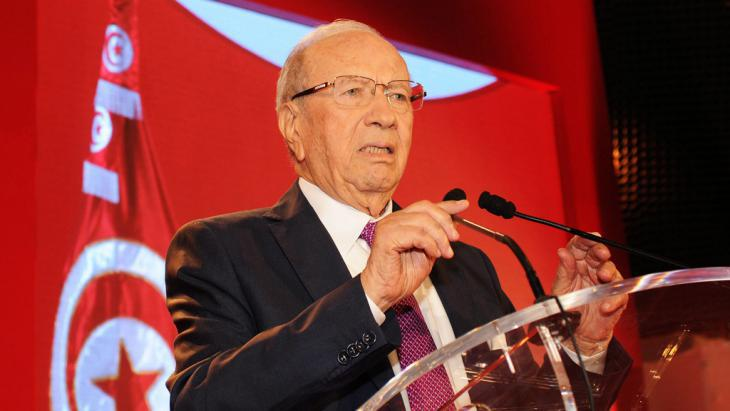 Béji Caid Essebsi (photo: dpa/picture-alliance)