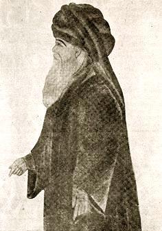 Zeichnung Ibn Arabis; Quelle: Wikipedia