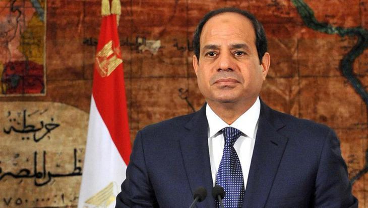 Egyptian President Abdul Fattah al-Sisi (photo: AFP)