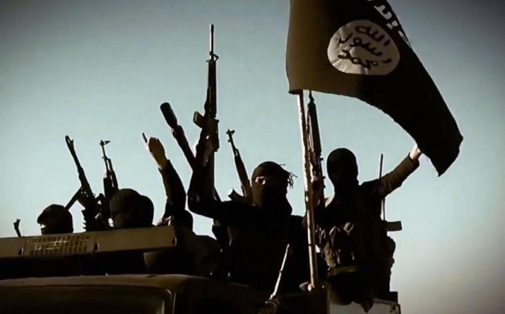 IS militias in Iraq (photo: AFP)