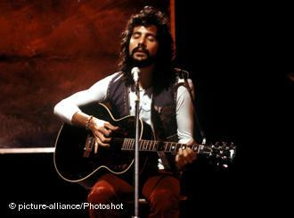 Yusuf Islam, formerly known as Cat Stevens, in 1971 (photo: AP)
