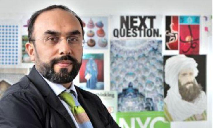 Navid Akhtar, founder and CEO of  Alchemiya (photo: Alchemiya)