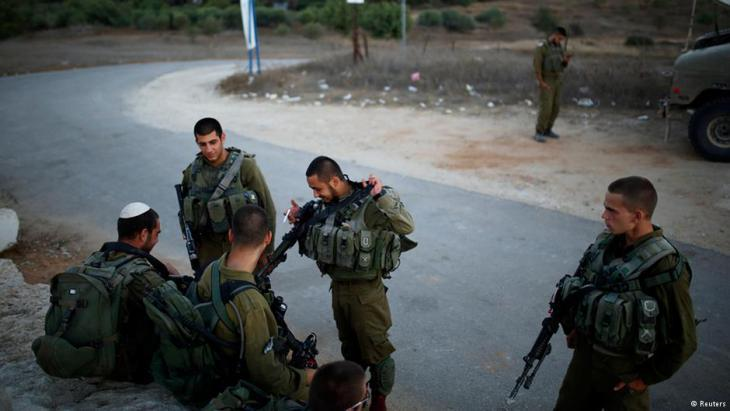 Israeli soldiers in the Gaza Strip (Photo: Reuters)