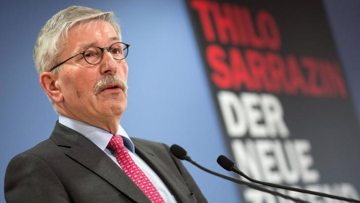 Thilo Sarrazin (photo: imago/Christian Mang)