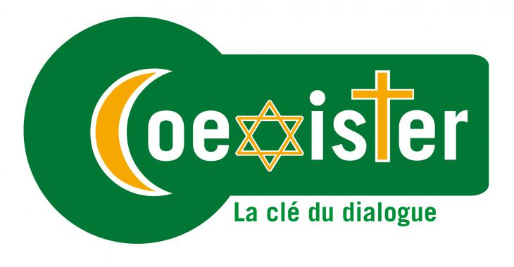 "Logo of the ""Coexister"" association (source: www.coexister.fr)"