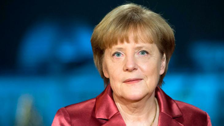 Angela Merkel (photo: Reuters/Maurizio Gambarini/Pool)