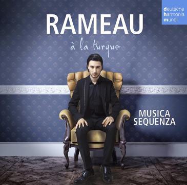 "Cover of the CD ""Rameau a la Turque"""