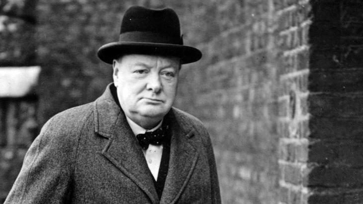 Winston Churchill (photo: Getty Images)