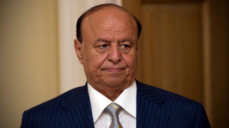 Abd Rabbu Mansour Hadi (photo: picture-alliance/C. Court)