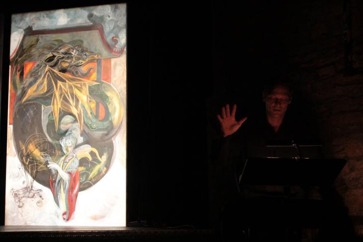 "Scene from ""The Forgotten"" (photo: Morgenland Festival Osnabruck)"