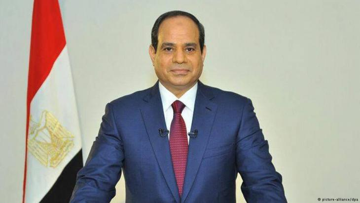 Abdul Fattah al-Sisi (photo: picture-alliance/dpa)