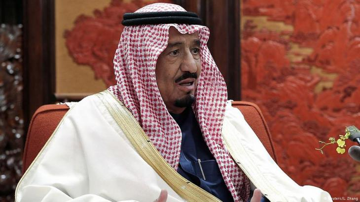 Salman bin Abdulaziz, King of Saudi Arabia (photo: Reuters/L. Zhang)