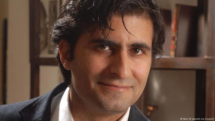 Amer al-Sabaileh (photo: Amer al-Sabaileh via Google +)