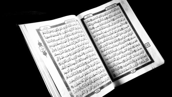 A Koran (photo: Getty Images/D. Kitwood)