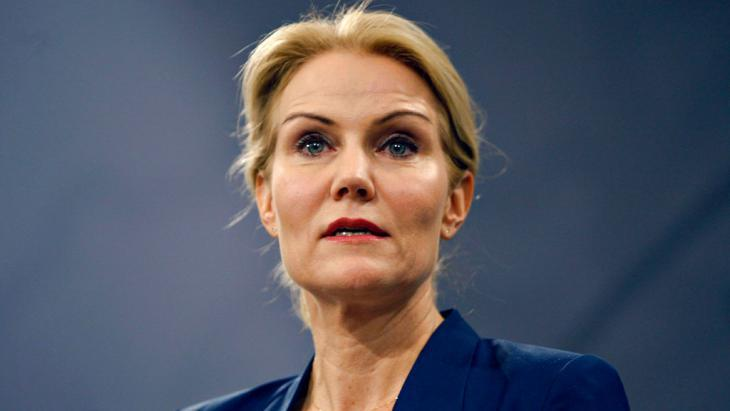 Helle Thorning-Schmidt (photo: Reuters/S. Laessoee/Scanpix)