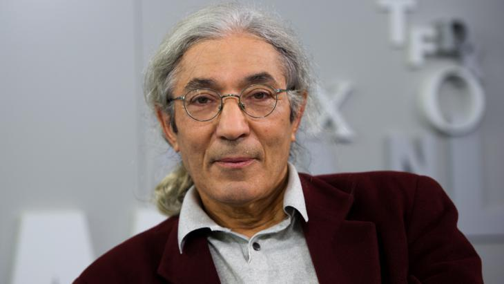 Boualem Sansal (photo: picture-alliance/dpa)