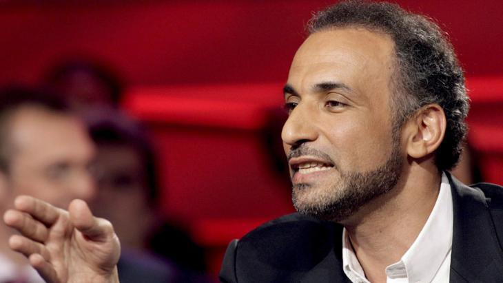 Tariq Ramadan (photo: dpa/picture-alliance)