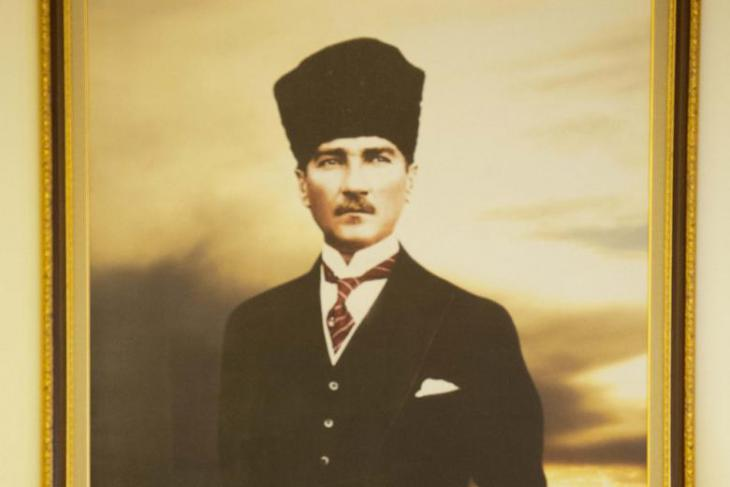 Mustafa Kemal Atatürk (photo: dpa)
