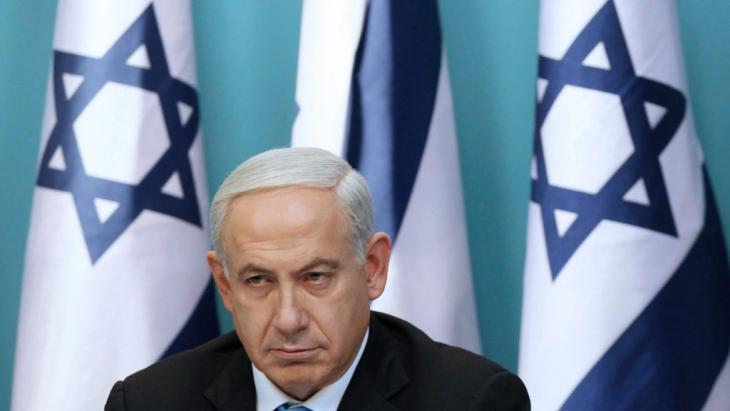 Benjamin Netanyahu (photo: picture-alliance/dpa/Abir Sultan)
