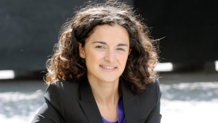 Esra Kücük, head of the Young Islam Conference (photo: Massimo Rodari)