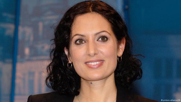 Naika Foroutan (photo: picture-alliance/ZB)
