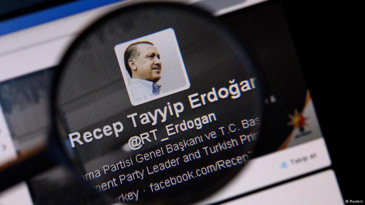 Erdogan blocked Twitter in 2014 (photo: Reuters)