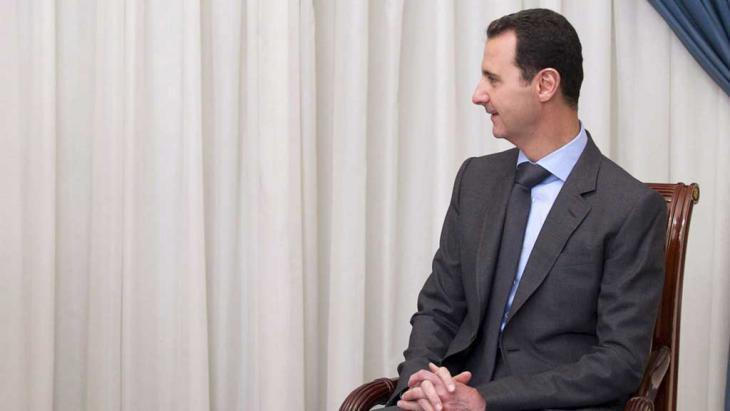 Syrian President Bashar al-Assad (photo: Reuters)