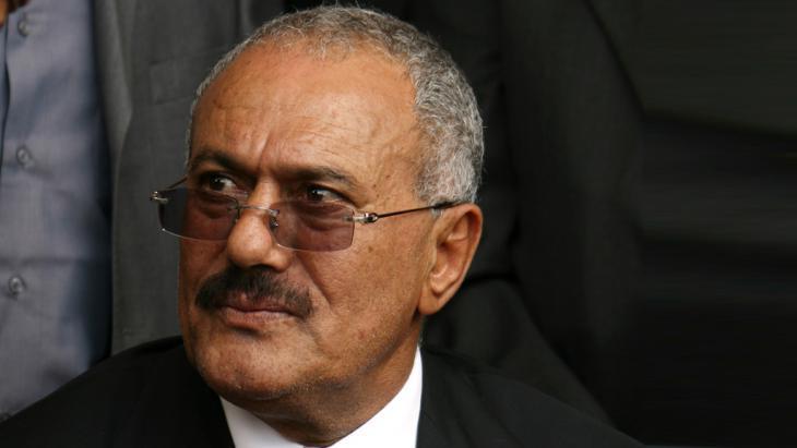 Ali Abdullah Saleh (photo: AFP/Getty Images/M. Huwais)
