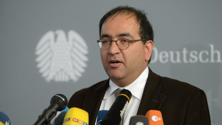 Omid Nouripour (photo: picture-alliance/dpa)