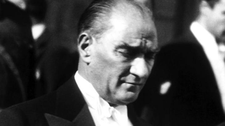 Mustafa Kemal Ataturk (photo: picture-alliance/dpa)