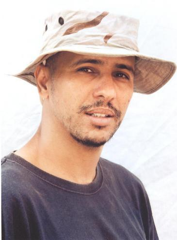 Mohamedou Ould Slahi (photo: International Committee of the Red Cross/Wikimedia Commons)