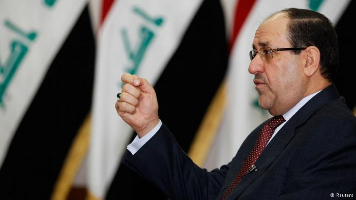 Nouri al-Maliki, former prime minister of Iraq (photo: Reuters)