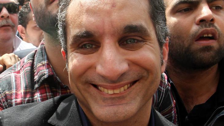 Bassem Youssef (photo: dpa/picture-alliance)
