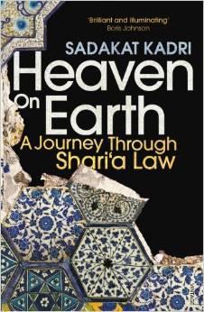 "Cover of Sadakat Kadri's ""Heaven on Earth"" (source: Vintage)"