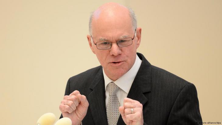 Norbert Lammert (photo: picture-alliance/dpa)