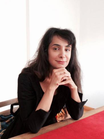 Cigdem Akyol (photo: Boutheyna Bouslama)