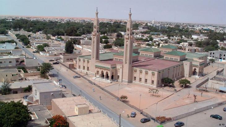 Mosque in the Mauritanian capital Nouakchott (photo: PD)