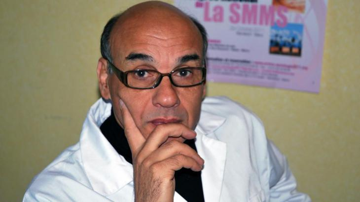 Chafik Chraibi (photo: Sihem Ouchtou/DW)
