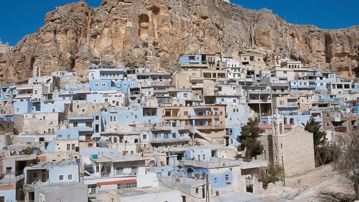 The city of Maalula (photo: picture-alliance/maxppp)