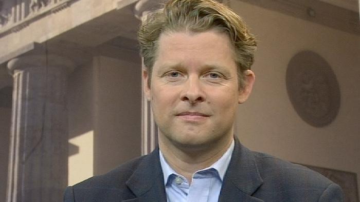 Islam expert Guido Steinberg (photo: DW)