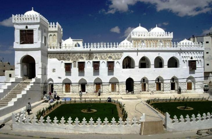 """The """"Amiriya"""" in the city of Radaa (source: Wikipedia)"""