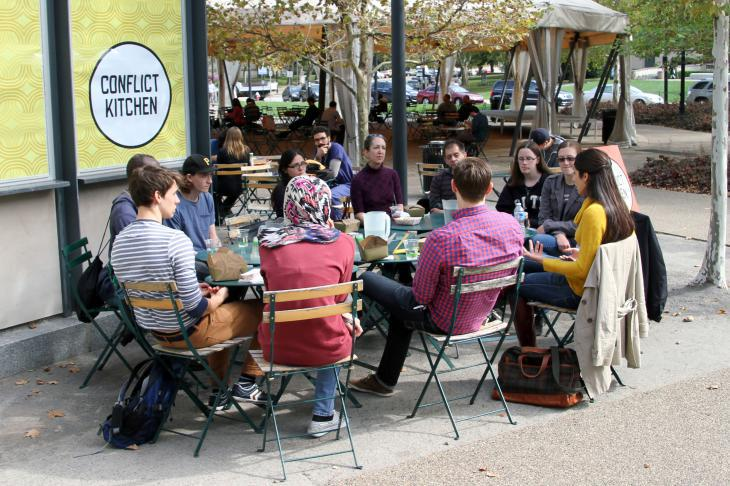 Conflict Kitchen (photo: Conflict Kitchen)