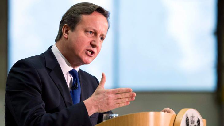 David Cameron (photo: Reuters/O. Scarff)