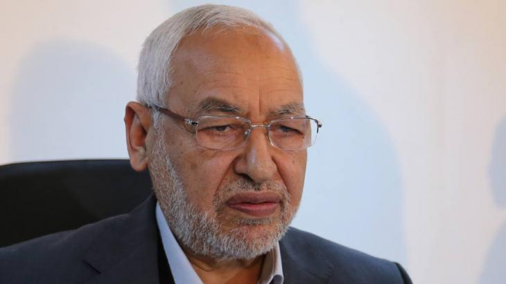 Rachid Ghannouchi (photo: picture-alliance/AA/Y. Gaidi)