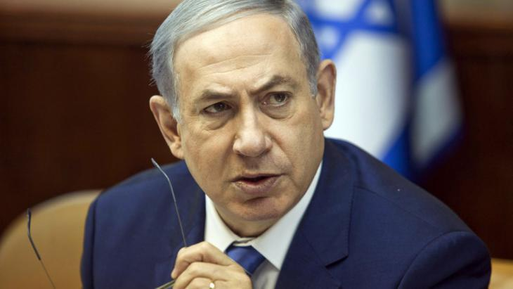 Benjamin Netanyahu (photo: Reuters/D. Balilty)