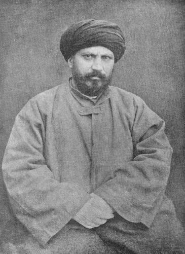 Jamal al-Din al-Afghani (photo: Wikipedia)